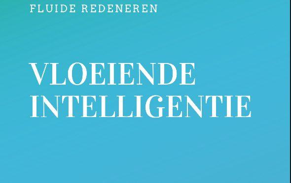 Vloeiende intelligentie